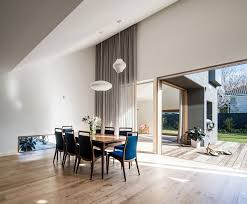 Kid Friendly Dining Chairs by This Kid Friendly Family House Welcomes You With Bright Open Spaces