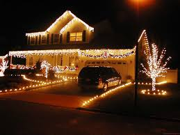 decorating house for christmas ideas bjyapu decorations nice yard