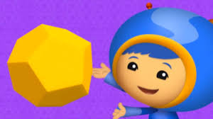 dodecahedron count sing team umizoomi