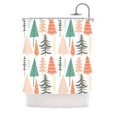 Kess Shower Curtains Best Forest Green Shower Curtain Products On Wanelo