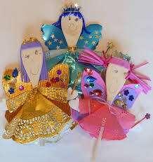 simply link party u0026 wooden spoon puppets kid craft