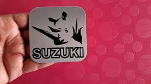suzuki emblem suzuki rhino emblem jimny vitara sale youtube