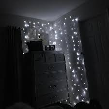 icicle curtain string lights 8 modes 306 led cutest fairy indoor