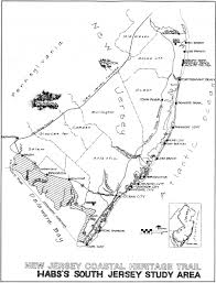 County Map Of Nj National Park Service Southern New Jersey And The Delaware Bay