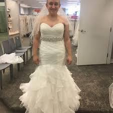bridel dress david s bridal dresses skirts wedding dress poshmark