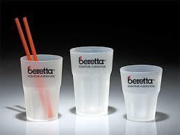 bicchieri in polipropilene noleggio bicchieri cocktail policarbonato beretta utility