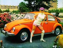 volkswagen orange 1970 june beetle all the vw beetle special editions se beetles