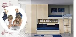 kinder schlafzimmer schlafzimmermöbel brücke kleiderschrank ausziehbaren bett