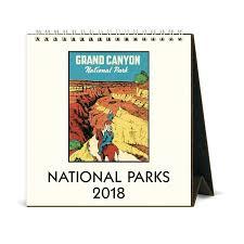 cavallini calendars 2018 national parks easel calendar national parks by cavallini