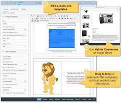 responsive sample mail templates for sap hybris marketing