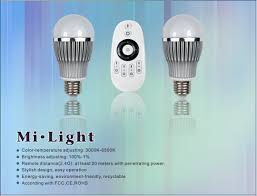Remote Control Led Light Bulb by Led Controllers Knl Mi Lb Products Offered By China Kingneonlux