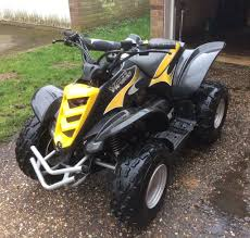 kids quad bike viper 90 excellent condition in thetford