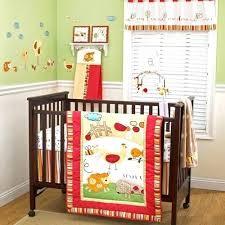 Crib Bedding Animals Baby Bedding Animals S Baby Safari Bedding Hamze