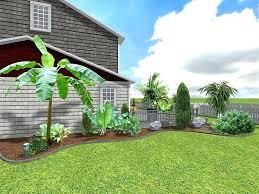 Tropical Backyard Ideas Cozy Tropical Backyard Landscaping Collection Tropical Backyard