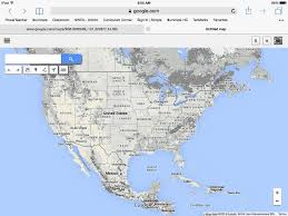Google Map Of Mexico by Make A Topographic Map Using Google Maps Youtube