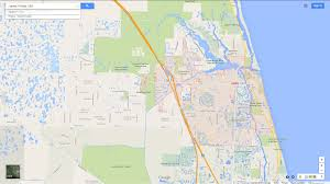 Flordia Map Jupiter Florida Map