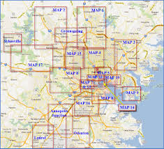 Raven Maps Baltimore Railfan Guide Map Index