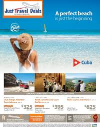 cuba vacation packages from 325 toronto departures