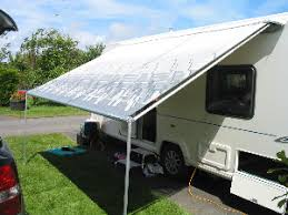 Roll Out Awning For Campervan Caravan Awnings