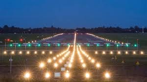 model airport runway lights airport runway lights what are they all for stantec