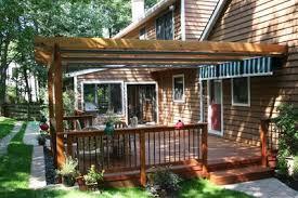 Pergola Plans Free Download by Build Trellis Over Deck Lakeside Deck Trellis On Pinterest Decks