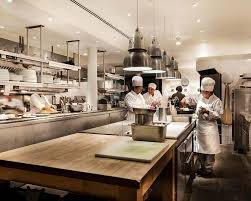 Ceiling Tiles For Restaurant Kitchen by Simple Kitchen Restaurant Ideas With Large Silver Domed Mercer