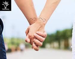 infinity tattoo etsy