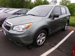2014 Forester Roof Rack by Pre Owned 2014 Subaru Forester 2 5i Sport Utility In Erie P101780