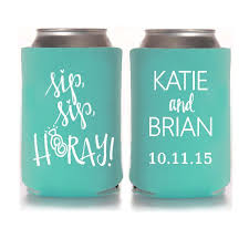 koozies for wedding glamorous koozies for wedding 19 for your wedding anniversary