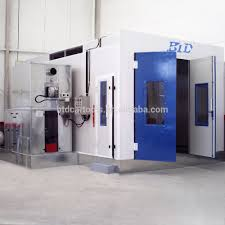 Spray Booth Ventilation System Car Workshop Equipment Used Spray Booth For Sale Car Paint Booth