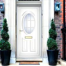 Pvc Exterior Doors Front Doors Winsome Front Door Pvc For Modern Ideas Upvc Front