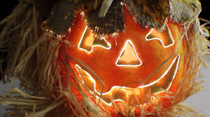 lighted halloween pumpkins fiber optic jack o u0027 lantern halloween pumpkin color changing