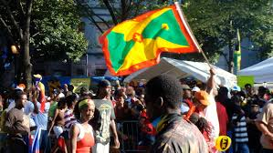 Grenda Flag Grenada Journey To The East