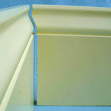 cutting coped ends on baseboard or other wood trim