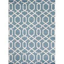 Bright Blue Rug Area Rugs Walmart Com