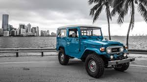 toyota car company toyota u0027s 40 series land cruisers come back to the states autoweek