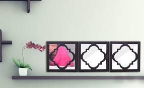 Wall Mirror Sets Decorative Dealdey Decorative Wall Mirror Set Of 3