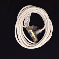white extension cord white extension cords archives fourman industries