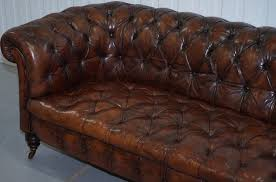 Victorian Chesterfield Sofa For Sale by Vinterior Vintage Midcentury Antique U0026 Design Furniture