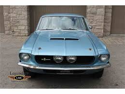 1967 Mustang Gt500 Price 1967 Shelby Gt500 For Sale Classiccars Com Cc 878682