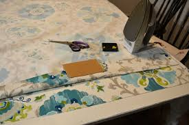 How To Sew Curtains With Grommets How To Make Unlined Diy Drapes With An Easy Grommet Top The Diy