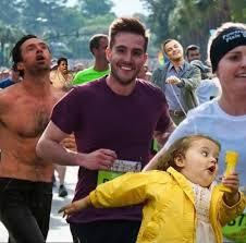 Bubble Girl Meme - images little girl meme yellow jacket