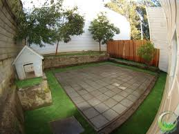 backyard ideas for dogs small backyard ideas for dogs landscaping gardening jeromecrousseau us