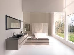 bathroom design white ceramic flooring cabinet washbasin excerpt