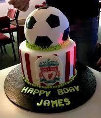 Elegant Football Birthday Cake Design Best Birthday Quotes