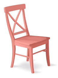 sturdy dining room chairs the single x back side chair is a small but sturdy dining chair