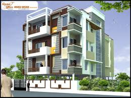 bedroom house plans with ground floor first floor and second floor