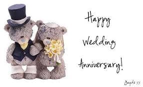 wedding anniversary images happy wedding anniversary teddy graphic