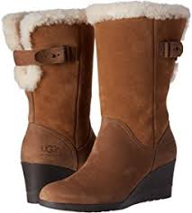 ugg womens frances boots ugg boots 2in 2 3 4in shipped free at zappos
