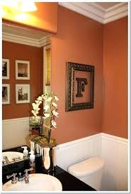 orange bathroom decorating ideas orange bathroom ideas vrdreams co
